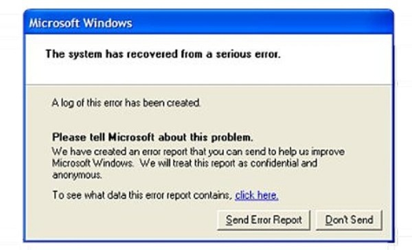 ms-error-reporting